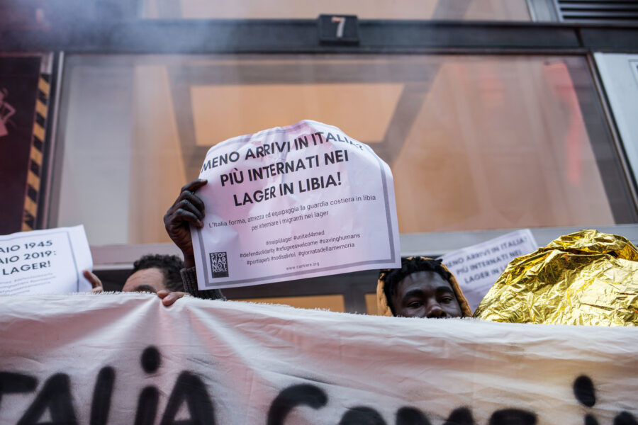 Così l'Italia copre le torture delle bande libiche