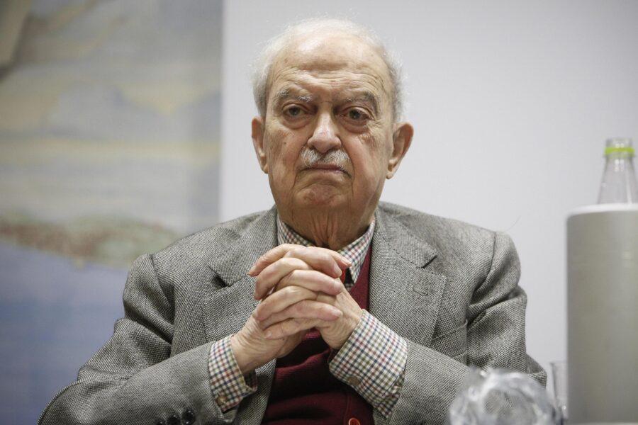 Morto Emanuele Macaluso, ex direttore del Riformista e storico dirigente comunista