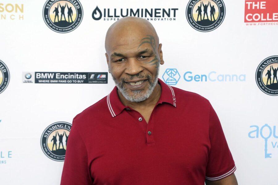Immortale Mike Tyson, torna sul ring a 54 anni per sfidare Roy Jones