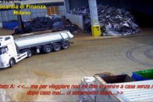 """Milano: traffico illecito di rifiuti, 14 arresti, le intercettazioni """"Qualcuno sta lavando i soldi"""""""