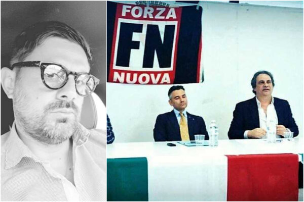 Caserma degli orrori, l'avvocato di Montella era candidato con Forza Nuova a sindaco di Piacenza