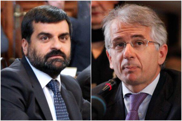 """Md contro Ferri e Palamara: """"Ci delegittimano per salvarsi"""""""