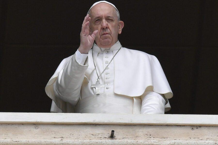 Meno male che c'è Bergoglio!