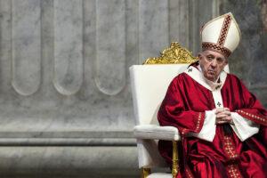 La Chiesa parla di giustizia sociale, ma l'obiettivo è Papa Francesco