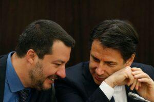 Conte, il 'Salvini' che ce l'ha fatta: prende pieni poteri con il benestare del centrosinistra