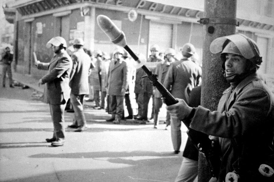 I moti di Reggio del 1970, quando la Calabria ridiventò una colonia