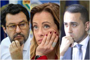 Sul Mes i sovranisti (Salvini, Meloni e Di Maio) stanno giocando col fuoco