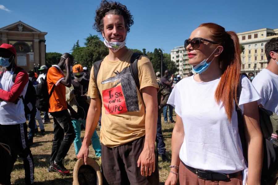 """Sardine pronte a lanciare il tour elettorale, Mattia Santori avverte: """"Non siamo scomparsi"""""""
