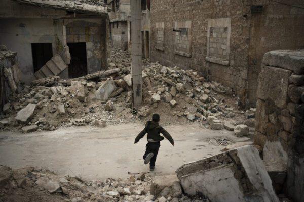 La moka gorgoglia e a Bashar viene un groppo in gola