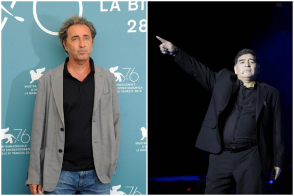 """Stop di Maradona a Sorrentino: """"Non è autorizzato a usare la mia immagine per il suo film"""""""