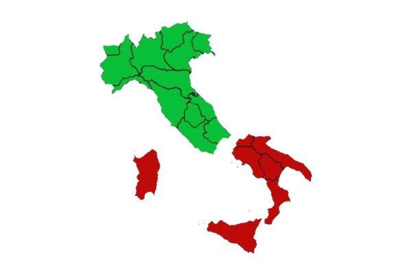 L'Italia dei paradossi: il Sud perde soldi e il Nord si lamenta…