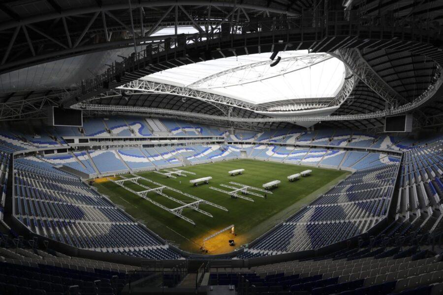 Mondiali di calcio in Qatar, si parte il 21 novembre: maratona da 4 partite al giorno