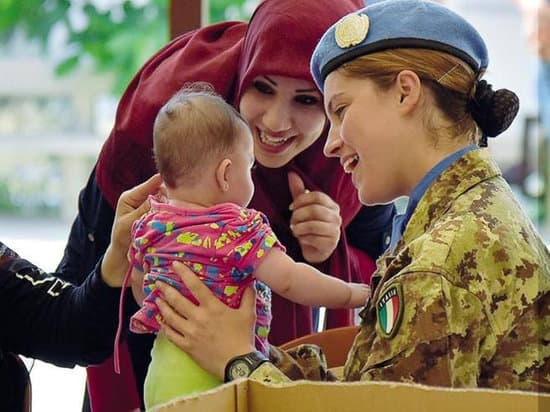 Pacificazione e stabilità, l'impegno dell'Italia nelle missioni