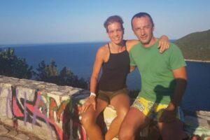 Turista italiano travolto da una frana sulla spiaggia in Grecia: è in coma