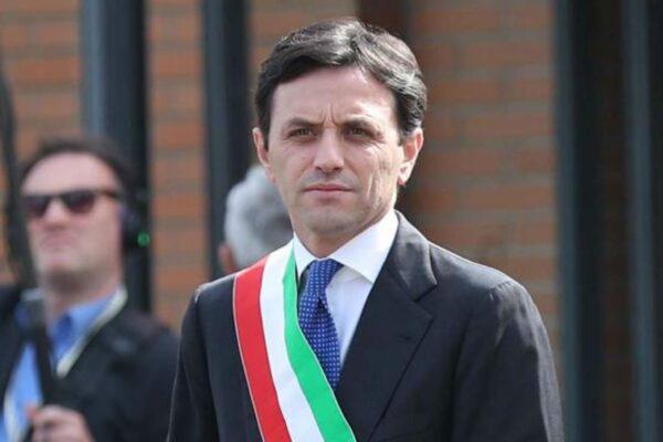 Il sindaco Ciro Buonajuto