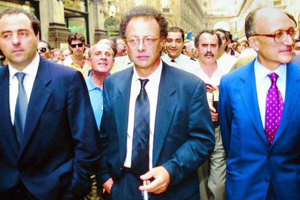 1993, l'anno del terrore: i giorni infuocati di Mani pulite nel libro di Mattia Feltri