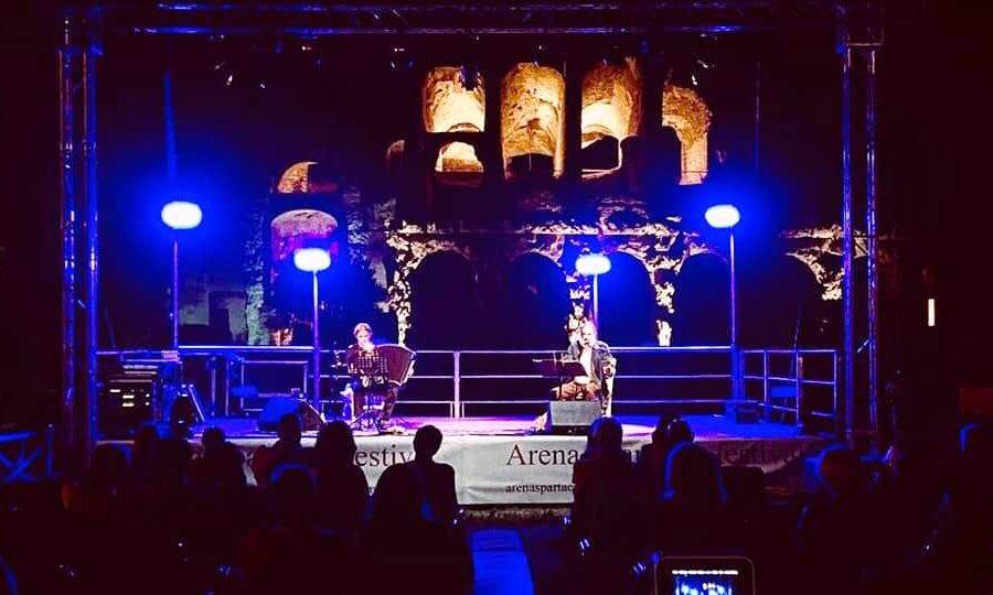Arena Spartacus Festival: un agosto tra grande cinema, letteratura e musica