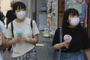 Giappone, morti e malori per il caldo rovente: ad agosto 79 decessi