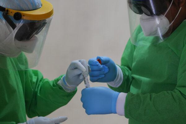 Coronavirus, Screening di massa a S.Antonio Abate: 5mila tamponi per spegnere il focolaio