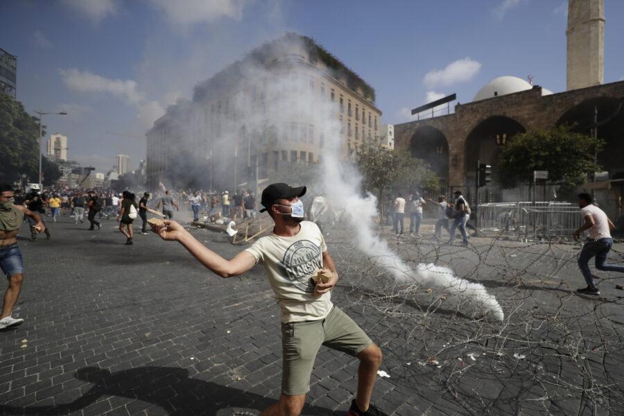 Tunisia e Libano , due grandi sfide per la debole Ue