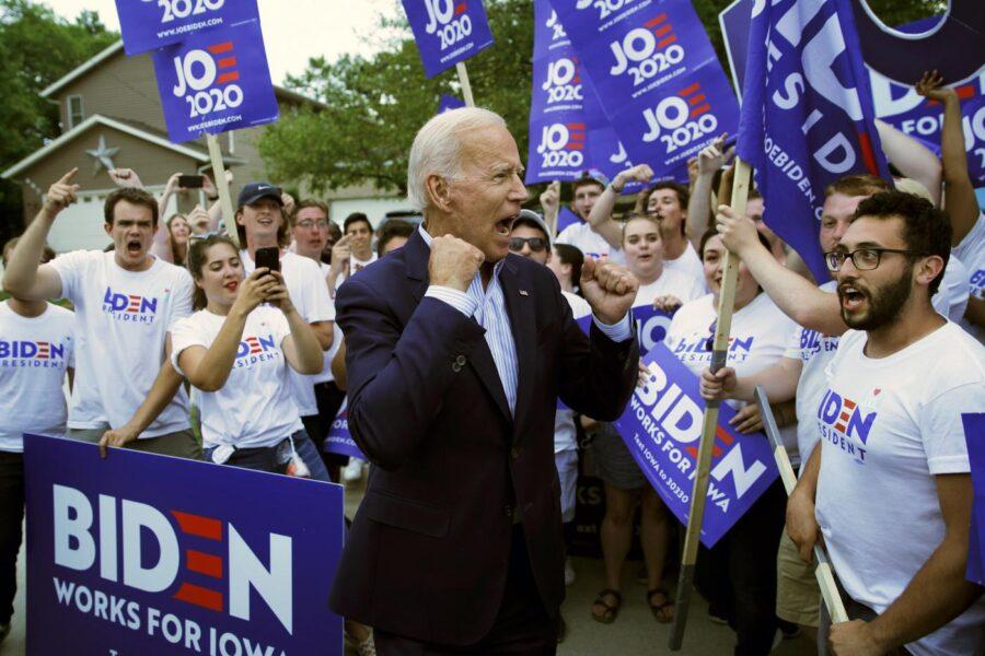 """USA 2020, Joe Biden è ufficialmente il candidato dei democratici: """"È l'onore della mia vita"""""""