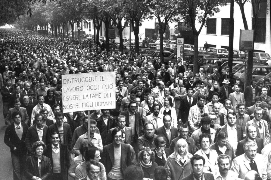 """Giorgio Cremaschi: """"Per la linea dura di Romiti molti operai si uccisero"""""""