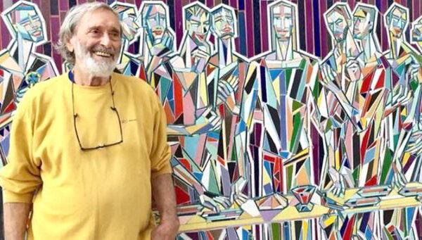 È morto Nik Spatari, l'amico di Picasso finito nelle grinfie di Gratteri