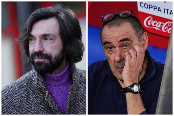 Esonerato Sarri, niente bel gioco e sconfitte cocenti: la Juve riparte da Pirlo