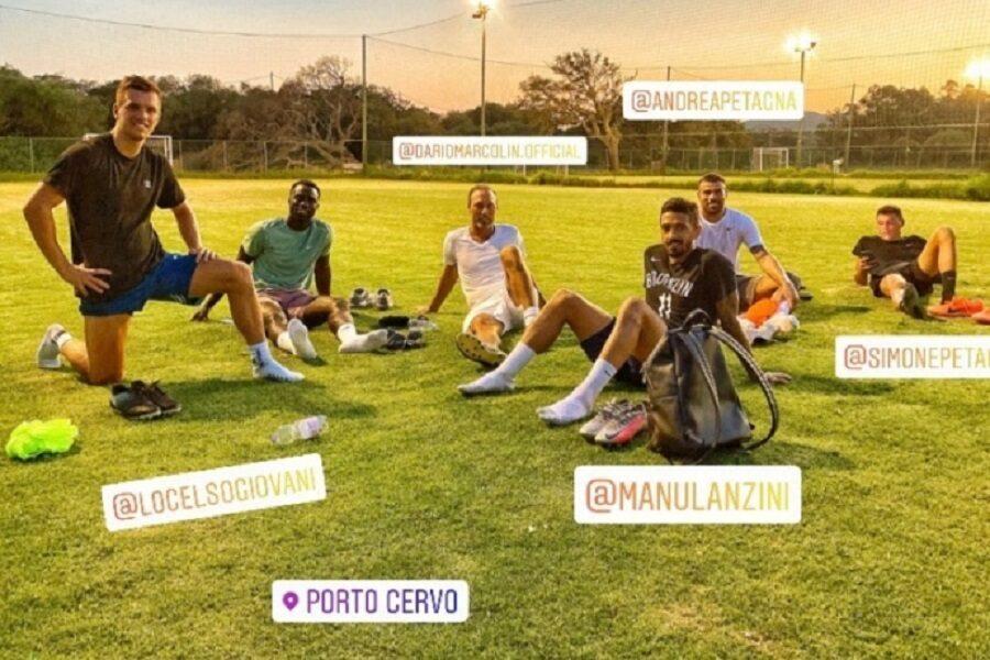 Petagna positivo al Covid, trema il calcio: la preoccupazione per il calcetto con i colleghi del Tottenham