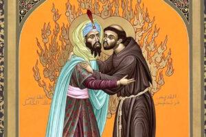Santa Sofia e la guerra di religione, cosa ci insegna San Francesco