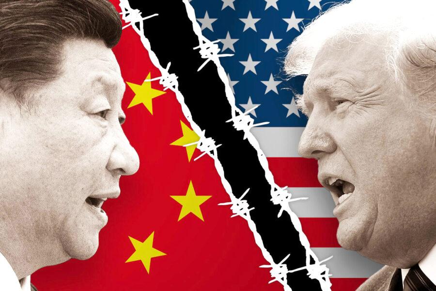 """""""Il mondo è mio"""", storia di una guerra tra Usa e Cina che prima o poi scoppierà"""