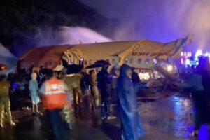 Aereo precipita in Kerala con a bordo 191 persone: il panico subito dopo lo schianto