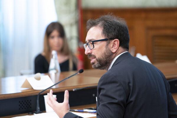 """""""Le riforme di Bonafede un fallimento totale"""", l'accusa di Zanettin"""