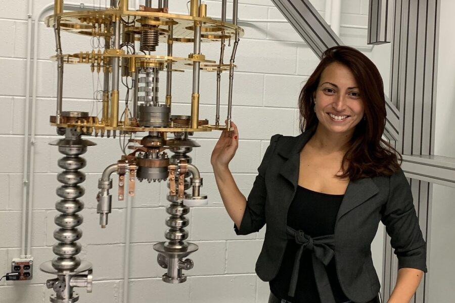 Chi è Anna Grassellino, la scienziata italiana che progetterà il computer quantico più potente mai esistito
