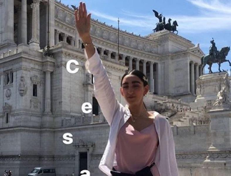 Armine Harutyunyan, la modella di Gucci vittima di body shaming e fake news