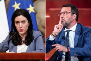 """Azzolina scala la graduatoria del concorso presidi, Salvini: """"È inopportuno, assume se stessa"""""""
