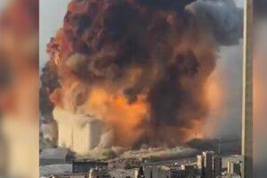 Esplosioni Beirut, decine di morti e feriti: immagini terrificanti