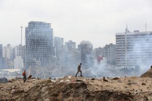 """Polveriera Beirut, l'ambasciatore italiano: """"Nuova Costituzione o non c'è futuro"""""""