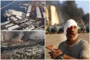 Esplosioni nel porto di Beirut, almeno 70 i morti. Quasi 4mila feriti, coinvolto militare italiano
