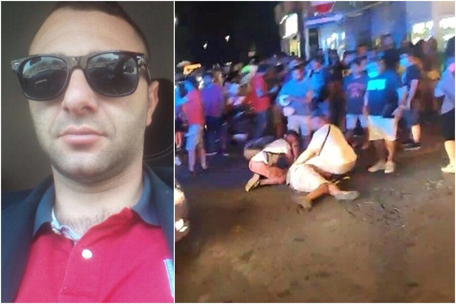 """Carabiniere aggredito dal branco mentre sedava una rissa: """"Ho fatto solo il mio dovere"""""""