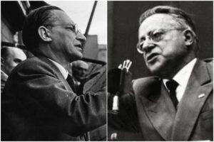 """Storia d'Italia, il 1948: la """"guerra"""" tra Togliatti e De Gasperi"""
