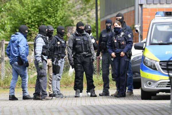 Italiano di 37 anni muore dopo l'arresto da parte della polizia a Dresda