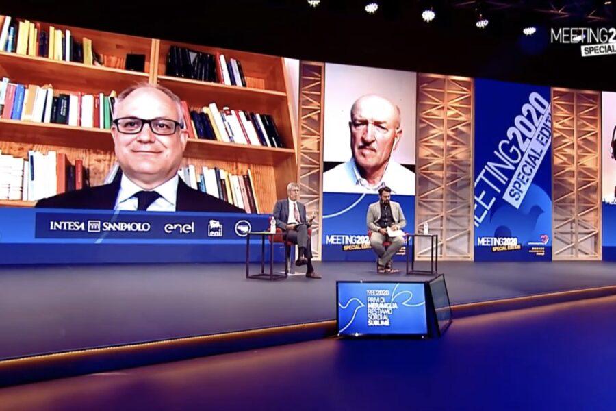 """Lo strano ottimismo di Gualtieri: """"Italia verso fortissimo rimbalzo, sorprenderà senza fare debito cattivo"""""""