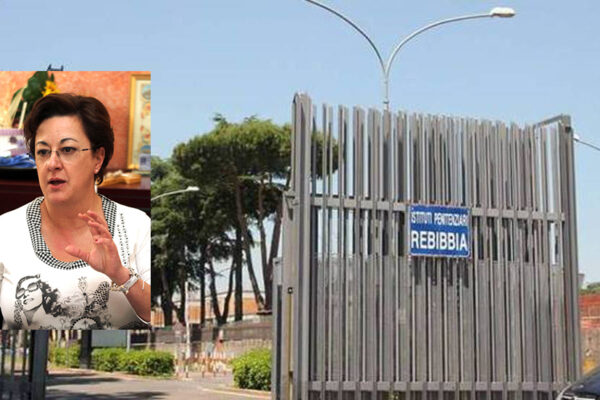 Dirigeva con criteri umanitari e rispettosi della Costituzione un carcere, arrestata la direttrice di Rebibbia