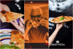 """La 'Crazy Pizza' di Flavio Briatore massacrata dalle critiche: """"Sembra un disco volante"""""""