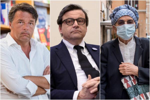 Renzi, Calenda e Bonino: nasce il polo liberal contro Pd-M5S