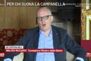 """Coronavirus, Ricciardi: """"Se aumentano casi a rischio elezioni e riapertura scuole"""". Poi la marcia indietro: """"Mi riferivo ad altri Paesi"""""""