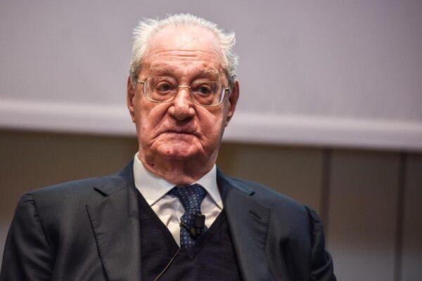 Morto Cesare Romiti, braccio destro di Agnelli e storico manager di Fiat