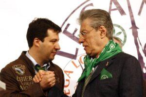 Povera Lega Nord, Salvini ha buttato nel Po il sogno di Bossi