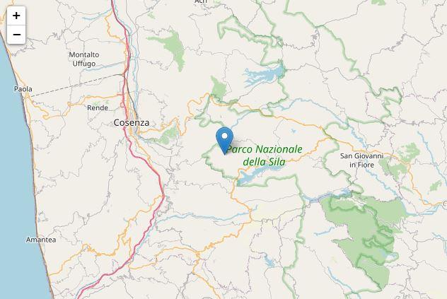 Terremoto in Calabria, forti scosse nel cuore della notte: paura tra la popolazione